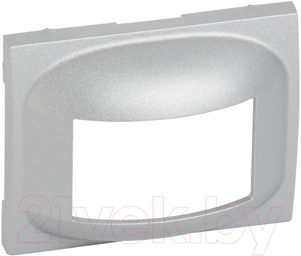 Купить Лицевая панель для датчика движения Legrand, Galea Life 771388 (алюминий), Франция
