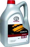 Моторное масло TOYOTA SAE 5W40 / 0888080375GO (5л) -