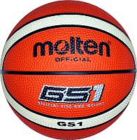 Баскетбольный мяч Molten BGS1-OI / 634MOBGS1OI -