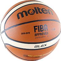 Баскетбольный мяч Molten BGL6X FIBA -