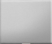 Лицевая панель для вывода кабеля Legrand Galea Life 771385 (алюминий) -