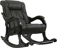Кресло-качалка Импэкс 77 (венге/Dundi 108) -