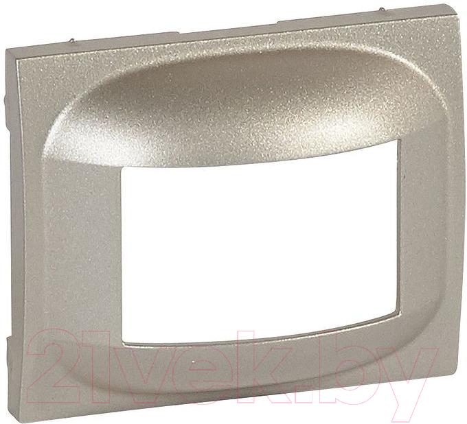 Купить Лицевая панель для датчика движения Legrand, Galea Life 771488 (титан), Франция