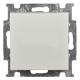 Выключатель ABB Basic 55 1012-0-2192 (шале-белый) -
