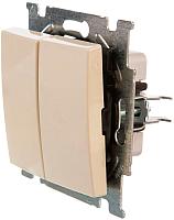 Выключатель ABB Basic 55 1012-0-2151 (слоновая кость) -
