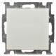 Выключатель ABB Basic 55 1012-0-2189 (шале-белый) -