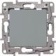 Выключатель Legrand Etika 672405 (алюминий) -