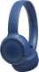 Наушники-гарнитура JBL Tune 500BT / T500BTBLU -