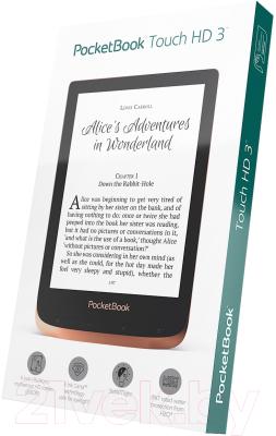 Электронная книга PocketBook Touch HD 3 / PB632-K-CIS (медный)