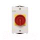 Выключатель нагрузки Eaton P1-25/I2/SVB ON-OFF 25A 3P / 207293 -