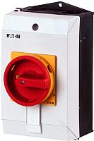 Выключатель нагрузки Eaton P1-32/I2/SVB ON-OFF 32A 3P / 207314 -