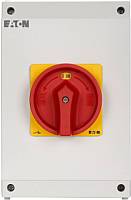 Выключатель нагрузки Eaton P3-63/I4/SVB ON-OFF 63A 3P / 207343 -
