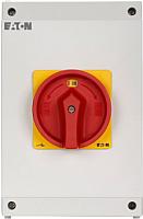 Выключатель нагрузки Eaton P3-100/I5/SVB ON-OFF 100A 3P / 207373 -