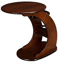 Сервировочный столик Импэкс Люкс (орех) -