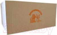 Одноразовая пеленка для животных Доброзверики 60x90 / П60х90/100 (100шт) -