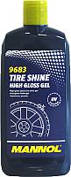 Чернитель Mannol Tire Shine / 9683 (500мл) -
