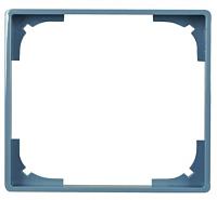 Вставка декоративная ABB Basic 55 1726-0-0222 (синий/аттика) -
