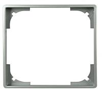 Вставка декоративная ABB Basic 55 1726-0-0223 (серебристый/металлик) -