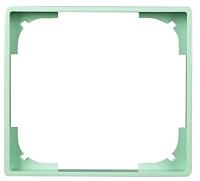 Вставка декоративная ABB Basic 55 1726-0-0224 (салатовый) -