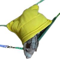 Лежак для грызунов Доброзверики Одеяло (M) -