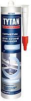 Герметик акриловый Tytan Professional Professional для кухни и ванной (310мл) -