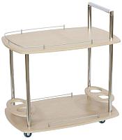 Сервировочный столик Импэкс Leset Эсперанс (дуб беленый) -