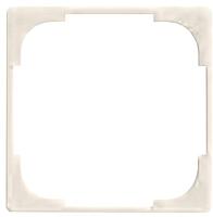 Вставка декоративная ABB Basic 55 1726-0-0234 (шале-белый) -