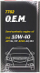 Моторное масло Mannol OEM 10W40 SL/CF / MN7702-4ME (4л) -