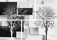 Картина модульная Citydecor 8.2 (117x82) -