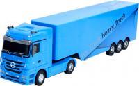 Радиоуправляемая игрушка Rui Chuang Mercedes-Benz Actros QY1101 (синий) -