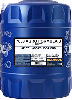 Моторное масло Mannol Agro / MN7858-20 (20л) -