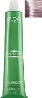 Крем-краска для волос Kapous Studio Professional с женьшенем и рисовыми протеинами 9.26 (очень светлый розовый блонд) -