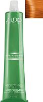 Крем-краска для волос Kapous Studio Professional с женьшенем и рисовыми протеинами 9.44 (очень светлый интенсивный медный) -