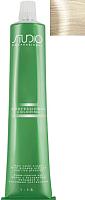 Крем-краска для волос Kapous Studio Professional с женьшенем и рисовыми протеинами 902 (ультра-светлый фиолетовый блонд) -