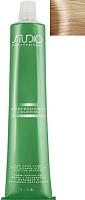 Крем-краска для волос Kapous Studio Professional с женьшенем и рисовыми протеинами 903 (ультра-светлый золотистый блонд) -