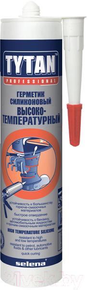 Купить Герметик силиконовый Tytan Professional, Универсальный (310мл, белый), Россия