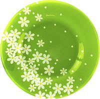 Тарелка закусочная (десертная) Pasabahce Грин Гарден 10327/1039897 -