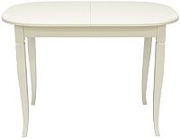Обеденный стол Импэкс Leset Аризона 1Р 1013 (слоновая кость) -
