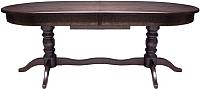 Обеденный стол Импэкс Leset Вашингтон 2Р Т34 (венге) -