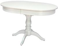 Обеденный стол Импэкс Leset Вермонт 2Р 1013 (слоновая кость) -