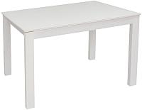 Обеденный стол Импэкс Leset Делавэр 1Р (белый) -