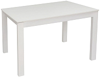 Обеденный стол Импэкс Делавэр 2Р (белый) -