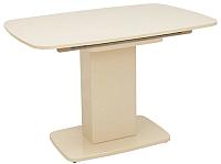 Обеденный стол Импэкс Leset Денвер 1Р (капучино) -