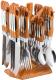 Набор столовых приборов KING Hoff KH-3371 / 3374 (25пр) -