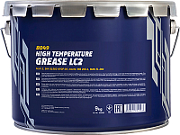 Смазка Mannol LC-2 High Temperature Grease / 54851 (9кг) -