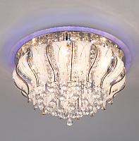 Потолочный светильник Евросвет Soffite 80119/8 (хром) -