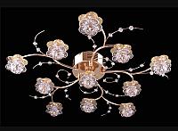 Люстра Евросвет Aspid 4836/11 (золото) -