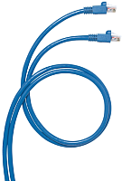 Кабель Legrand RJ45 UTP 6 / 51772 (1м, голубой) -