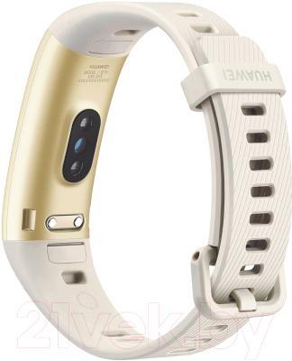 Фитнес-трекер Huawei Band 3 Pro (золото) -
