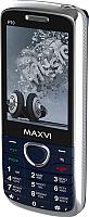 Мобильный телефон Maxvi P10 (темно-синий) -